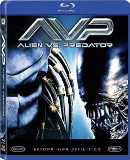 Alien vs Predator (2004) BluRay 720p 900MB Dual Audio ( Hindi - English ) MKV