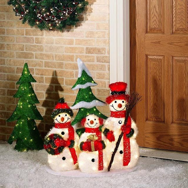 Resultado de imagem para decoração diferente natal