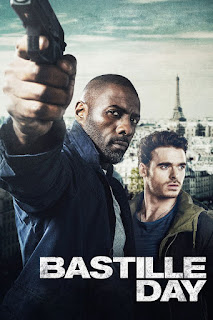 Bastille Day – Legendado (2016)