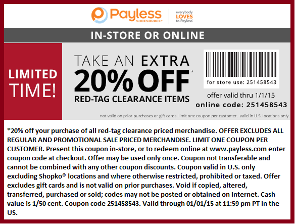 picture about Printable Payless Coupons identified as Payless shoe shop discount codes : August 2018 Financial savings