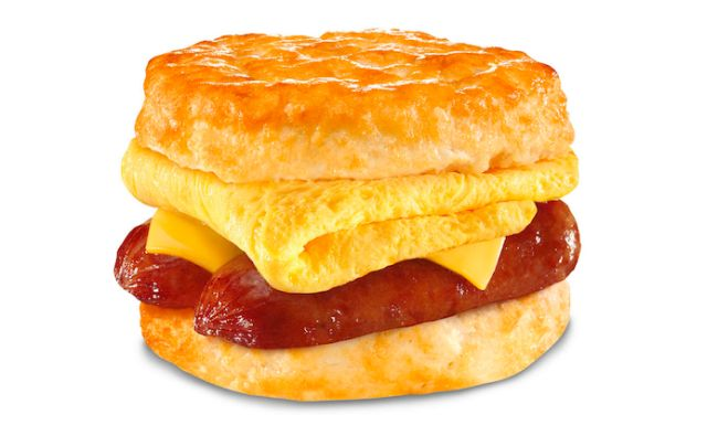 Hillshire Farm Smoked Sausage, Egg and Cheese Biscuit Returns to Carl ...