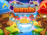 Bloons TD Battles Mod Apk Terbaru Unlimited Medallions Hacked v4.0.1 for Android