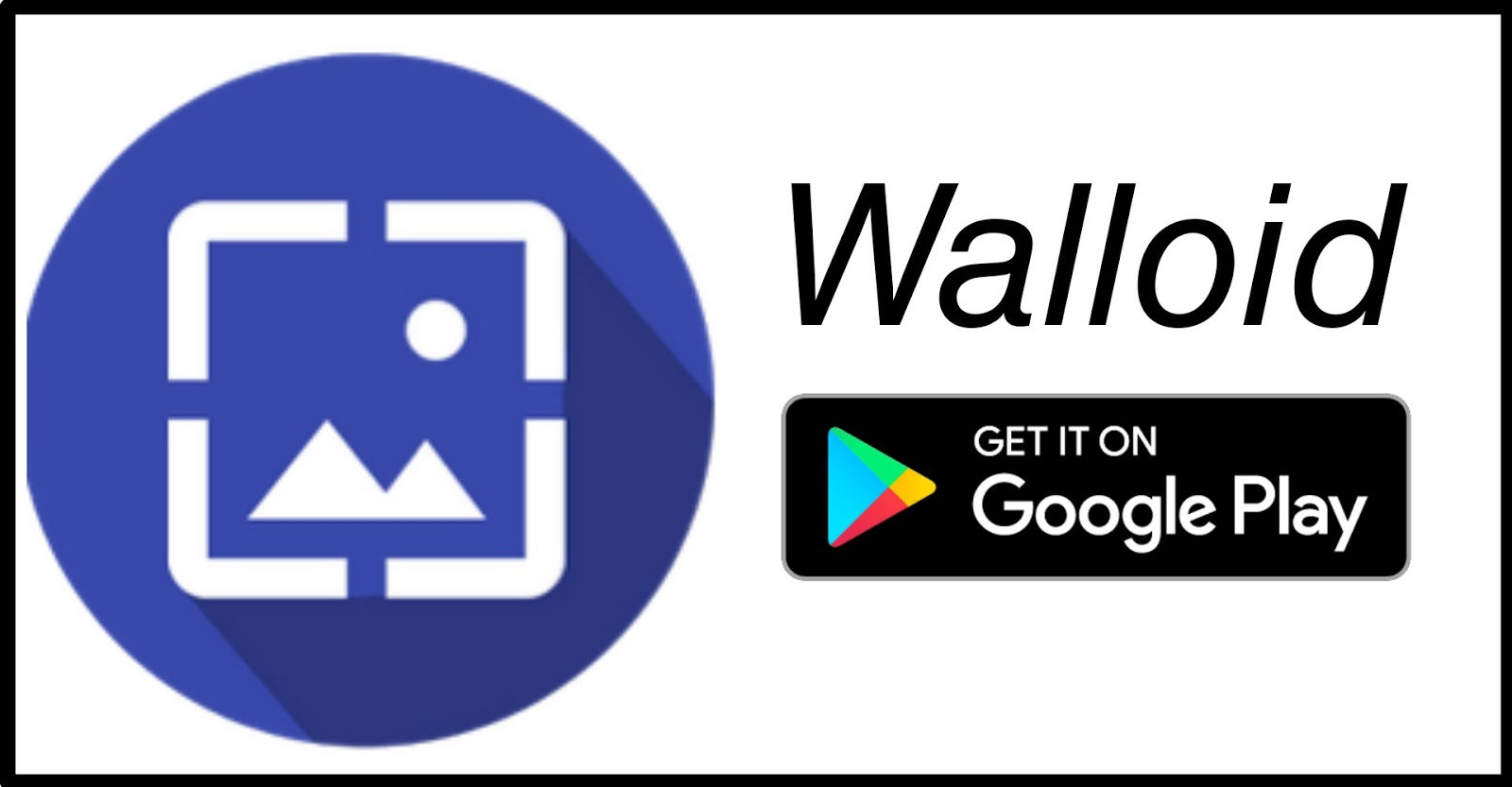 Walloid App