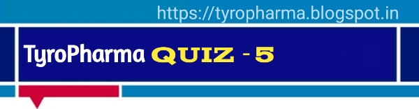 Tyro Pharma Quiz - 5