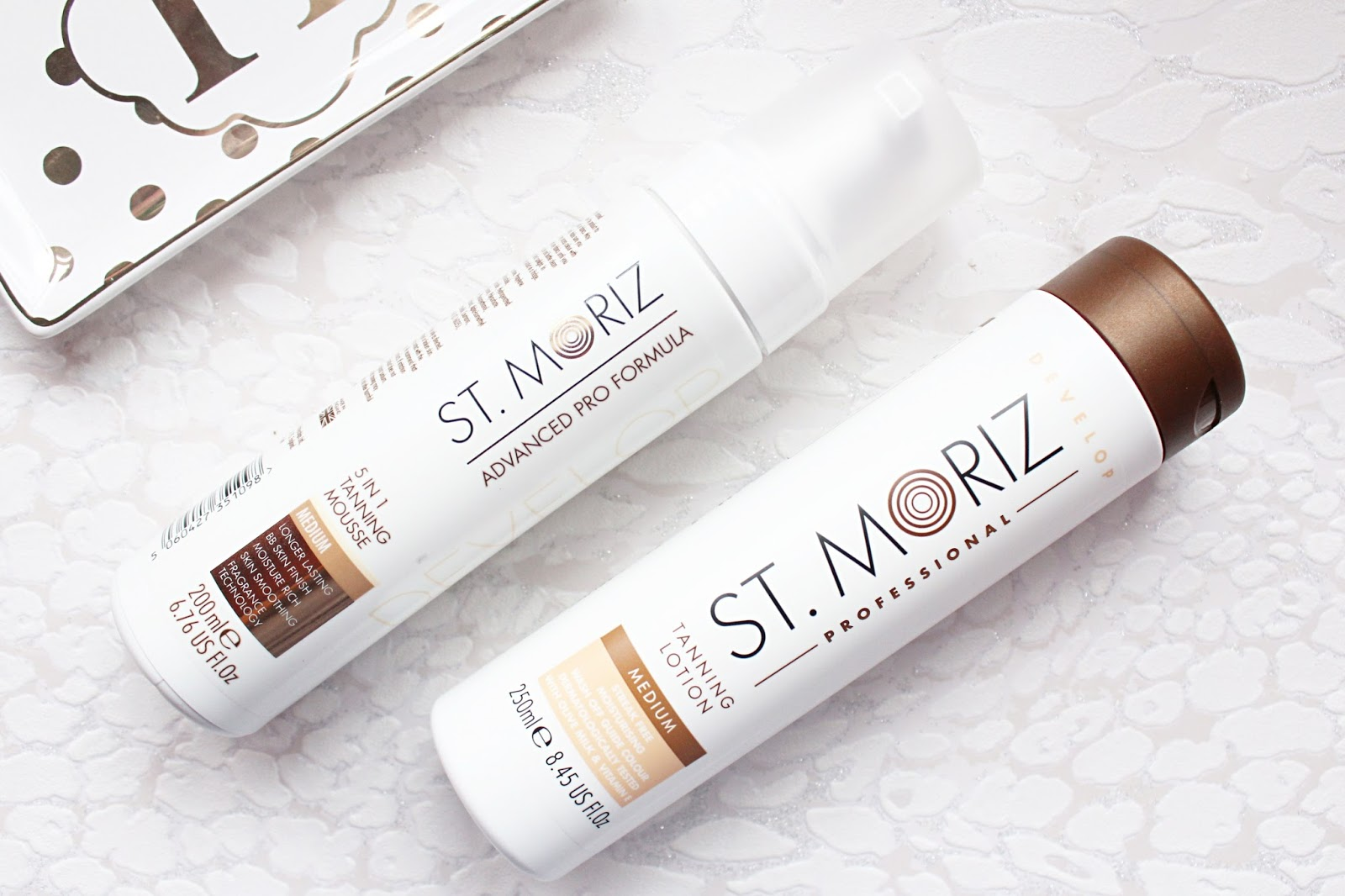 Winter Tanning with St Moriz