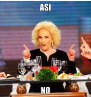 "Mirta Legrand ""Así no"""