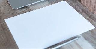 Ukuran Kertas F4 atau Folio