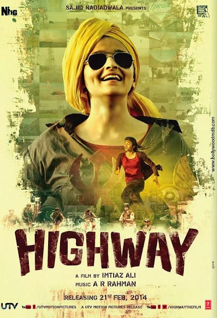 Highway 2014 DVDScr 400mb Download Watch