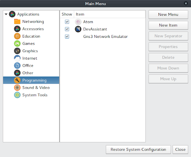 How to install Latest GNS3 on Fedora 23 and Fedora 22
