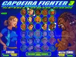 capoeira fighter 3 gratuit