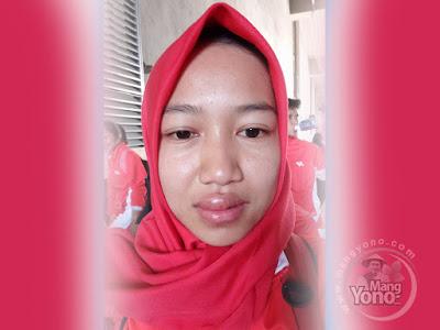 FOTO 2 : Euis Nuraeni Atlet Hoki Asal Subang Ikuti SEA Games 2017