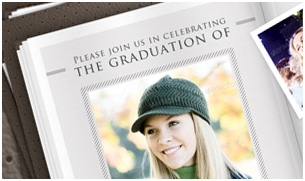 Graduation Invitation Flyer