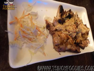 creamy chicken mushroom ragout