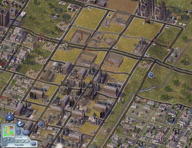 SimCity 4 PC Games Screenshots