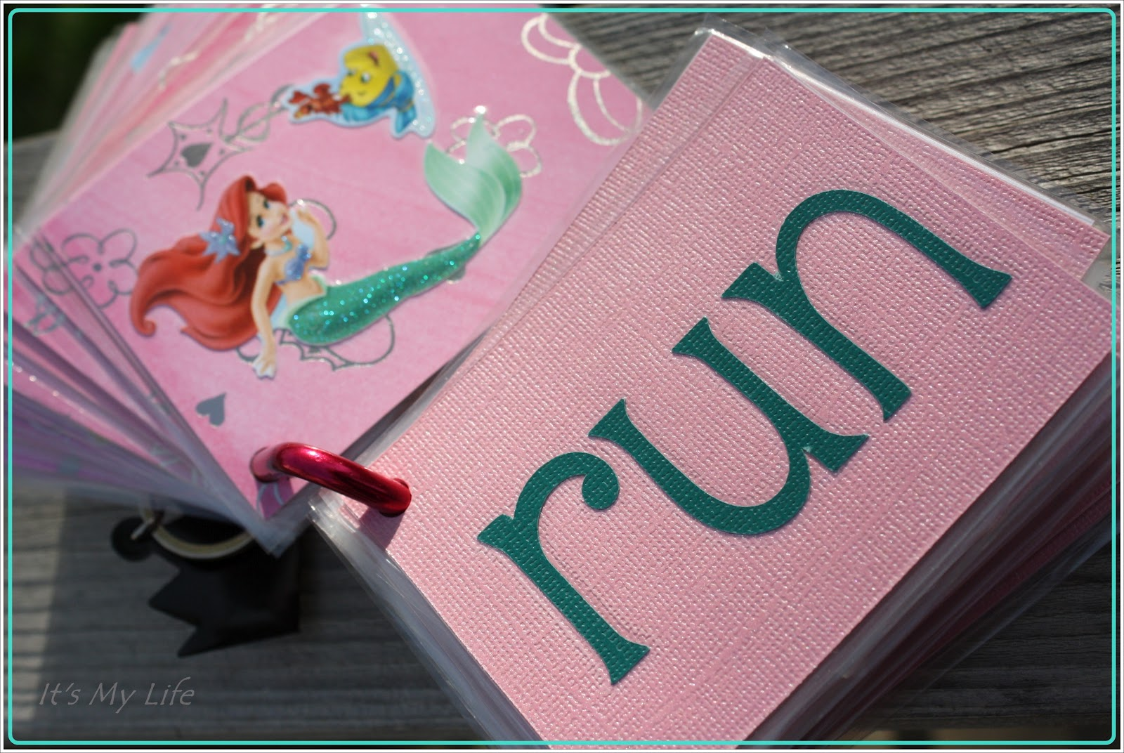 Sight Word Flash Cards:Learning to Read