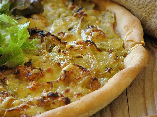 recette de pizza faite maison
