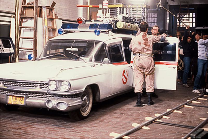 50 Rare And Amazing Behind The Scenes Photos From The Making Of Ghostbusters 1984 Vintage News Daily