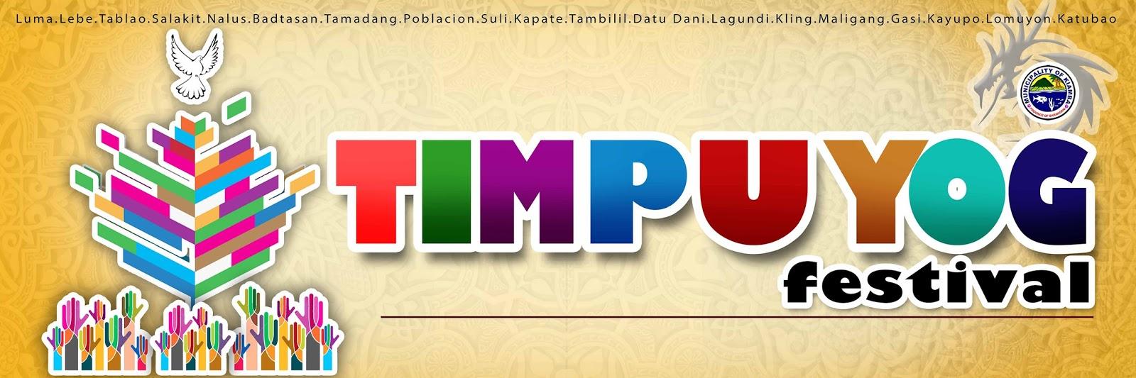 Timpuyog Festival