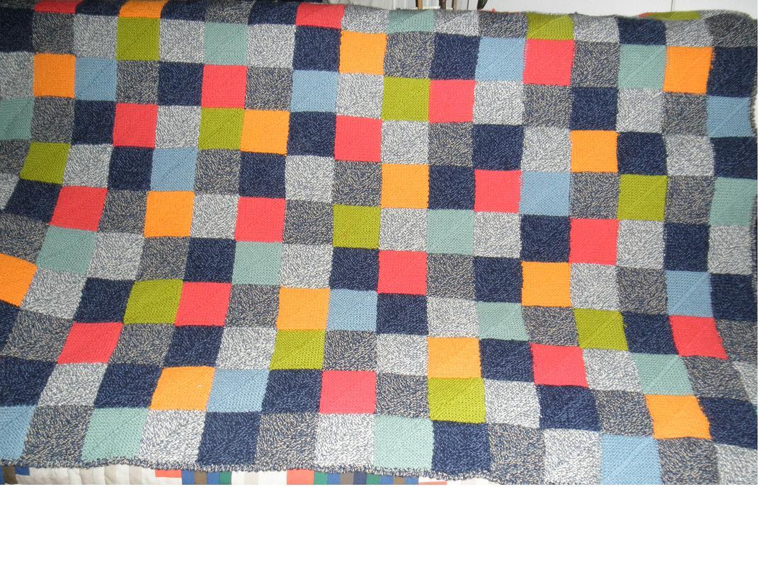 ca5a6008cb6 Když v rode 1998 vyšly knihy Horsta Schulze o modulovém pletení Nové pletení  a Nové pletení móda pro děti s nadšením jsem zužitkovala všechny zbytky na  ...