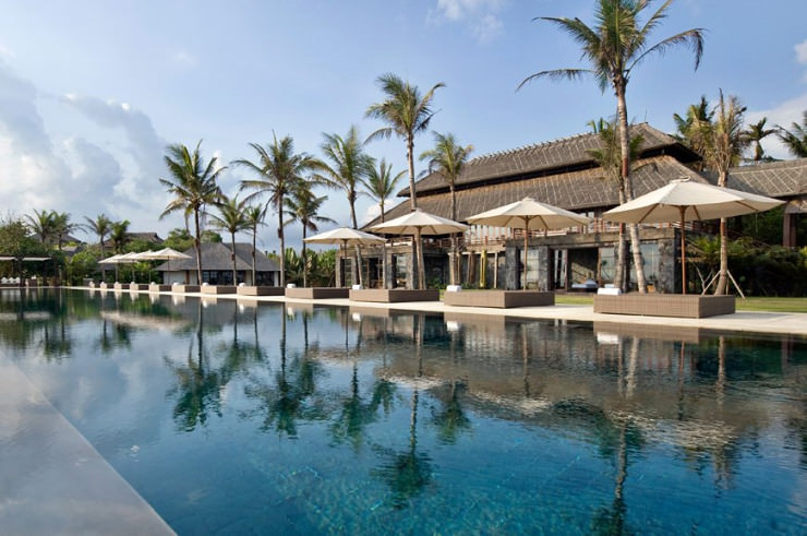 29 Most Amazing Infinity Pools in Pictures - Ketapang Estate, Tabanan, Bali, Indonesia