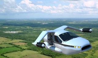 mobil terbang terrafugia 4