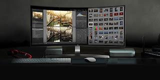 Η LG παρουσιάζει την 34UC98 21:9 Curved UltraWide οθόνη με ανάλυση QHD