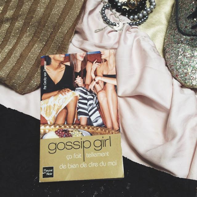 Gossip Girl livre tome 1 - Cecily von Ziegesar