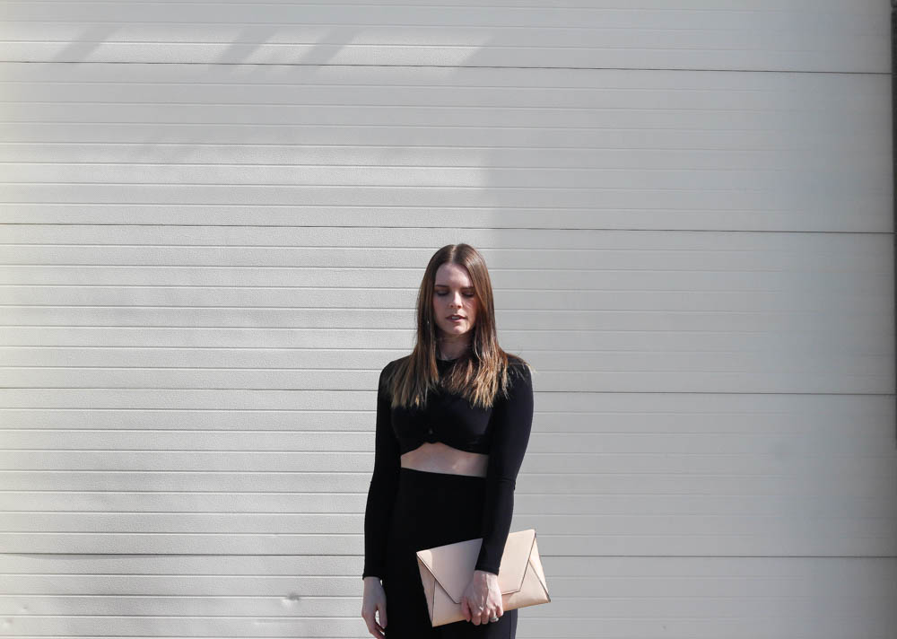 Crop top outfit inspo