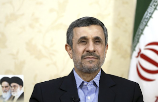 AP Interview: Iran's Ahmadinejad Sees No Threat From US