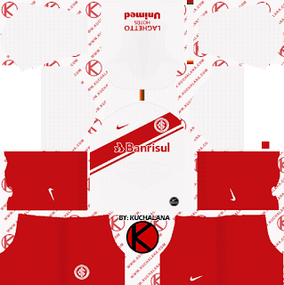 SC Internacional 2019-2020 Kits -  Dream League Soccer Kits