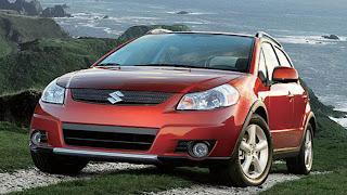 Dream Fantasy Cars-Suzuki SX4 Crossover 2012