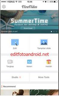 VivaVideo APK - Aplikasi Edit Foto Jadi Video Gratis untuk Android