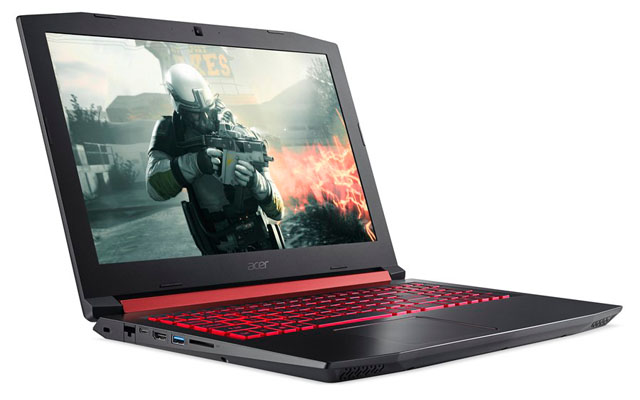 Notebook Gamer Acer AN515 51 596D review analise avaliação