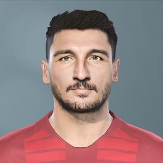 PES 2019 Faces Salvatore Bocchetti by Maratik182
