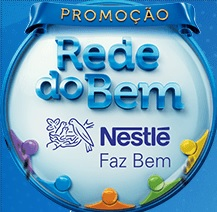 Participar da promoção Nestlé 2016 Rede do Bem