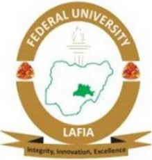 Federal University, Lafia, FULAFIA remedial/pre-degree first batch admission list for the 2018/2019 academic session