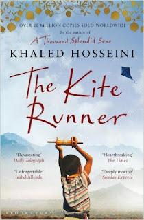 THE KITE RUNNER - BOOK COVER