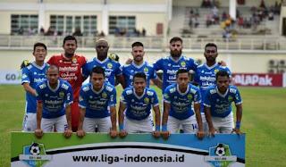 Daftar 18 Pemain Persib Bandung vs Persela Lamongan, Supardi Absen