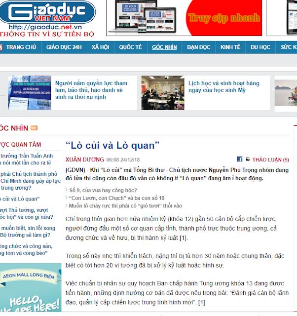 Phóng viên Xuân Dương của báo Giáo dục Việt Nam là ai?
