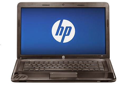 HP 2000-2c20DX Windows 7 Drivers - Download Driver LapTop