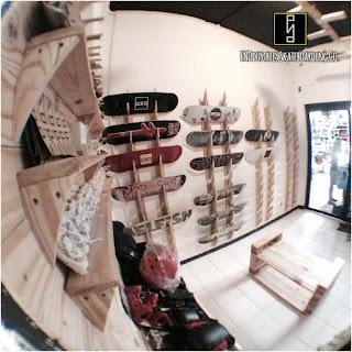 ESS Skateboard Shop Surabaya