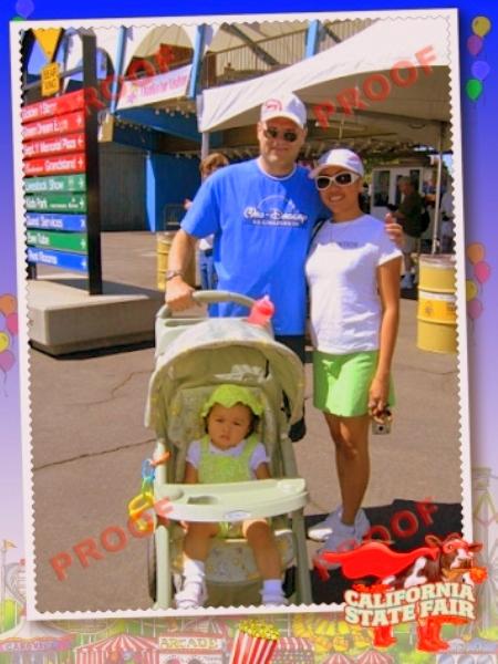 The Dias Family Adventures: California State Fair '07