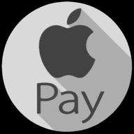 applepay whiteout icon