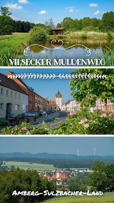 Vilsecker-Muldenweg | Wanderung Amberg-Sulzbacher-Land | #bayernjenseitsderalpen |Gemütliche Wanderung durch die Vilsecker-Mulde | Natur und Kultur in der Oberpfalz