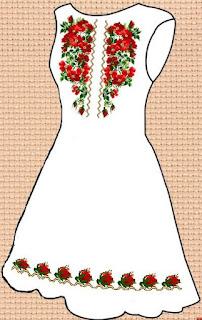 Вишиванка - Інтернет-магазин вишиванок  Жіночі сукні - заготовки для ... 56120e3c284ec
