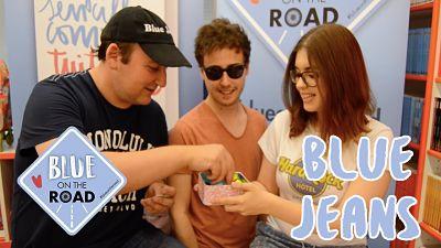 Entrevista a Blue Jeans por booktuber Andreo Rowling