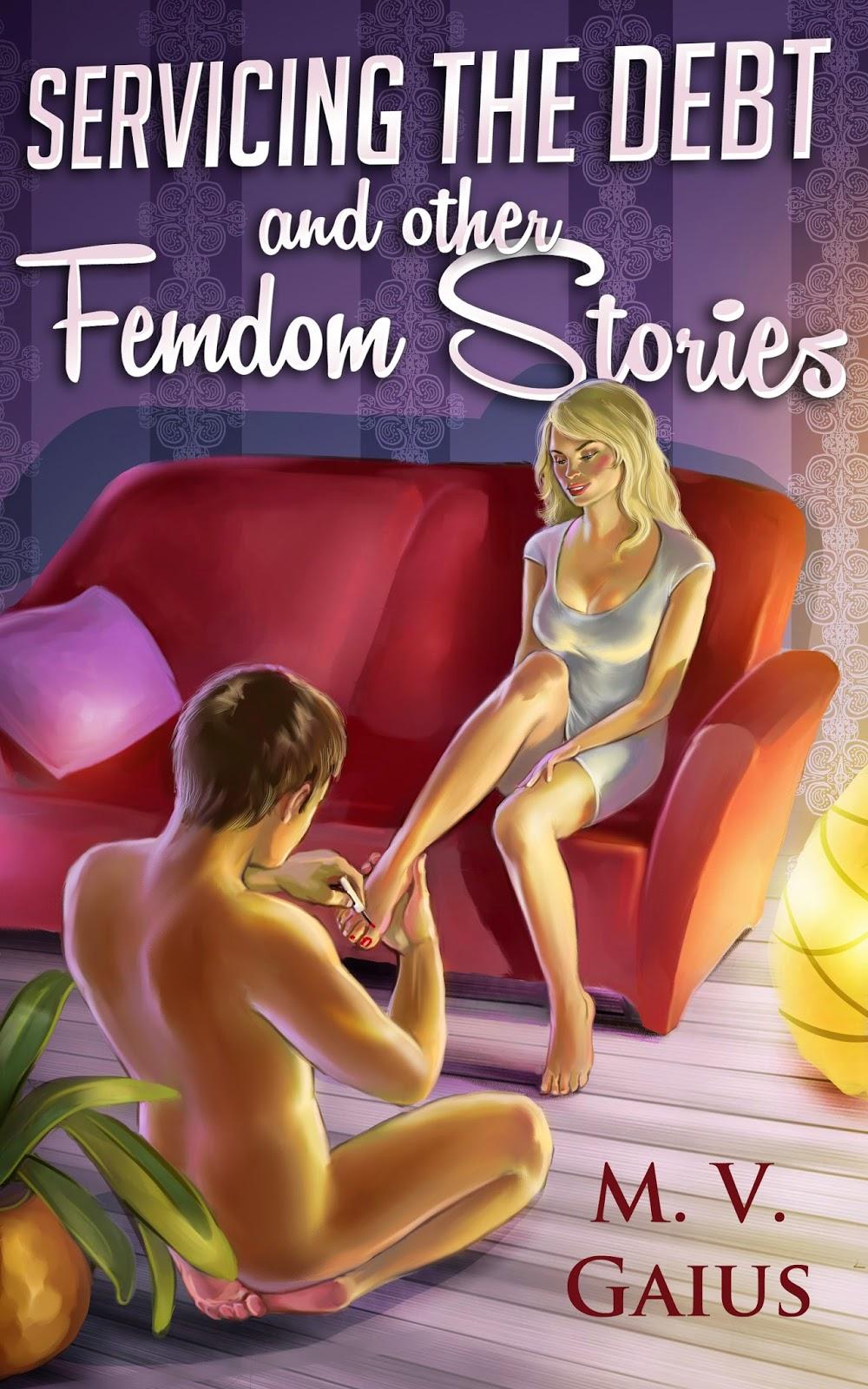 Ebony Femdom Stories 113
