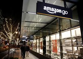 First Amazon Go