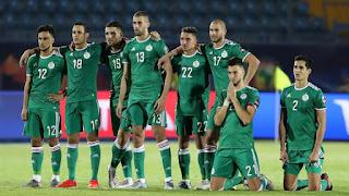 موعد مباراة الجزائر ونيجيريا الأحد 14-07-2019  ضمن كأس الأمم الأفريقية والقنوات الناقلة