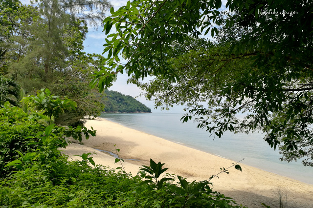 Balik Pulau Beach